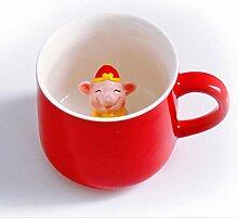 Tasse Geschenk Kaffee Weihnachtsbecher Teetasse