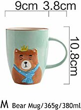 Tasse Geschenk Kaffeebecher 1Pc Animal Zoo
