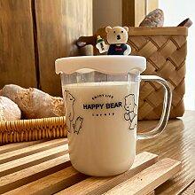 Tasse Geschenk Kaffeebecher 450Ml Koreanischer