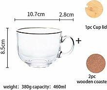 Tasse Geschenk Kaffeebecher 460Ml Frühstück
