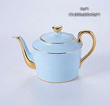Tasse Geschenk Kaffeebecher Blue Bone China
