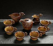 Tasse Geschenk Kaffeebecher BrennofenKung Fu