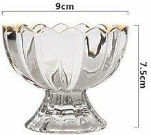 Tasse Geschenk Kaffeebecher Eisschalen Glas
