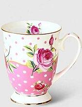 Tasse Geschenk Kaffeebecher Europa Knochen China