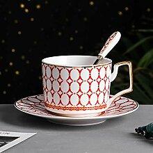 Tasse Geschenk Kaffeebecher Europäische Keramik