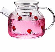 Tasse Geschenk Kaffeebecher Glas Wassertopf