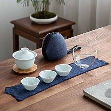 Tasse Geschenk Kaffeebecher Keramik Gaiwan 3
