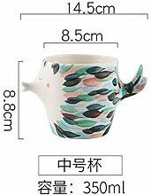 Tasse Geschenk Kaffeebecher Keramik Tee Set