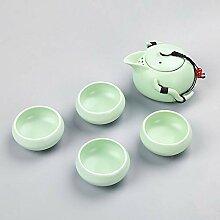 Tasse Geschenk Kaffeebecher Keramik Teekanne