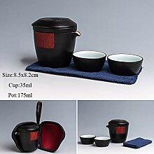 Tasse Geschenk Kaffeebecher Keramik Teekanne Mit 2