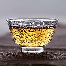 Tasse Geschenk Kaffeebecher Klares Glas Teetasse