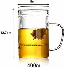 Tasse Geschenk Kaffeebecher Kreative Glas