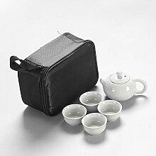 Tasse Geschenk Kaffeebecher Marmorierte Straße