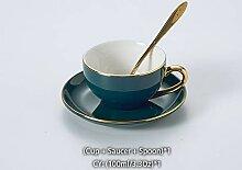 Tasse Geschenk Kaffeebecher Nordic Ceramic Tea Set