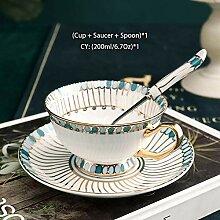 Tasse Geschenk Kaffeebecher Painted Bone China