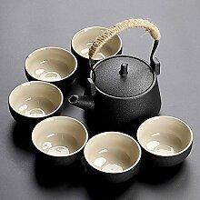 Tasse Geschenk Kaffeebecher Schwarzes Geschirr