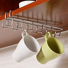 Tasse Haken, essort Regal Tasse Halter unter