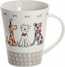 Tasse Hund Lustig Kaffeetasse Teetasse Keramik