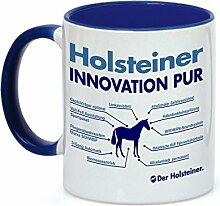 Pferde Pferd Fun Schaf Kaffebecher Siviwonder Tasse BLACK SHEEP HOLSTEINER