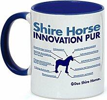 Tasse INNOVATION - SHIRE HORSE - Pferde Pferd