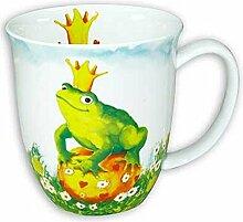 Tasse / Kaffeebecher / Becher - King Frog -