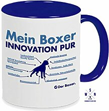 Tasse Kaffeebecher BOXER INNOVATION Teileliste