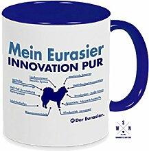 Tasse Kaffeebecher EURASIER INNOVATION Teileliste