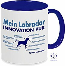 Tasse Kaffeebecher LABRADOR INNOVATION Teileliste