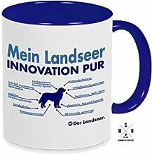 Tasse Kaffeebecher LANDSEER INNOVATION Teileliste