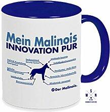 Tasse Kaffeebecher MALINOIS INNOVATION Teileliste