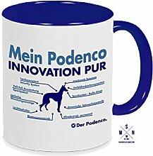 Tasse Kaffeebecher PODENCO INNOVATION Teileliste