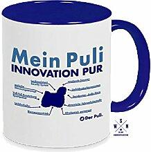 Tasse Kaffeebecher PULI INNOVATION Teileliste Hund