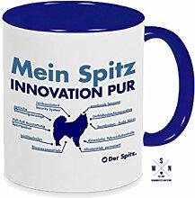 Tasse Kaffeebecher SPITZ INNOVATION Teileliste