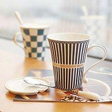Tasse Kaffeetasse Outdoor-Reisebecher Elegante