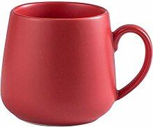 Tasse Kaffeetasse Outdoor-Reisebecher Keramik
