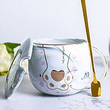 Tasse Kaffeetasse Outdoor-Reisebecher Liebe