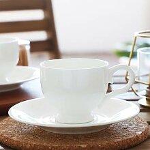 Tasse Kaffeetasse Outdoor-Reisebecher Weiße