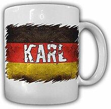 Tasse Karl Kaffebecher Deutschland Bundesländer