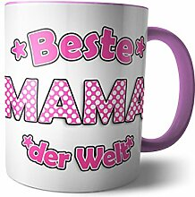 Tasse mit Box 'Beste MAMA' - Kaffee