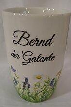 Tasse mit dem Namen Bernd Namenstasse Henkelbecher