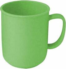 Tasse mit Henkel 300 ml, aus Kunststoff