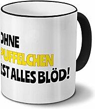 Tasse mit Namen Puffelchen - Motiv Ohne Puffelchen