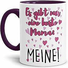 Tasse mit Spruch für Mama - Beste Mama -