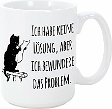Tasse mit Spruch - Kaffeetasse/Teetasse - Lustig