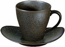 Tasse mit Unterer 0,2l