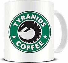 Tasse, Motiv: Tyranids Coffee – Table Top War