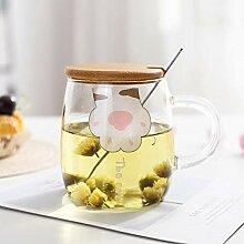 Tasse Mug Geschenk Kreativ Cat Claw Glas