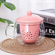 Tasse Mug Geschenk Kreativ Glas Kaffeetasse Mit