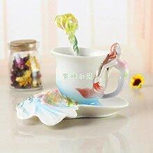 Tasse Mug Geschenk Kreativ Meerjungfrau