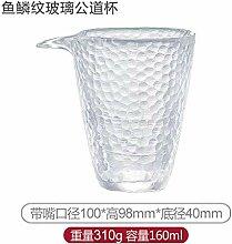 Tasse Mug Geschenk Kreativ Stil Glas Fair Cup